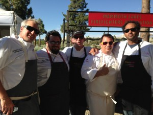 Me and All-Star Chefs